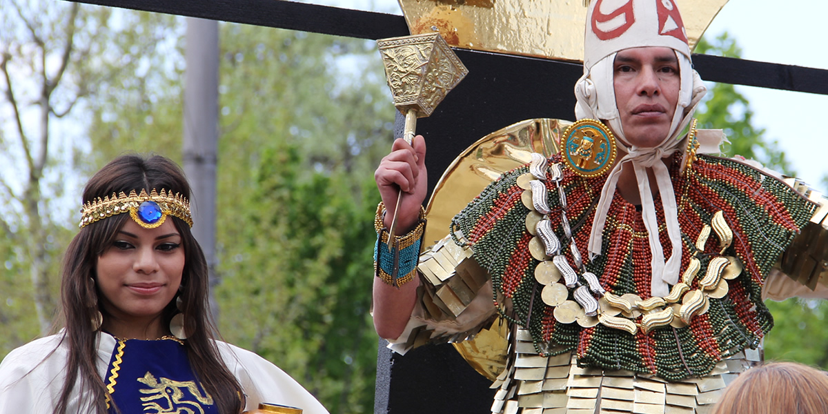 Carnaval de Lausanne 2013