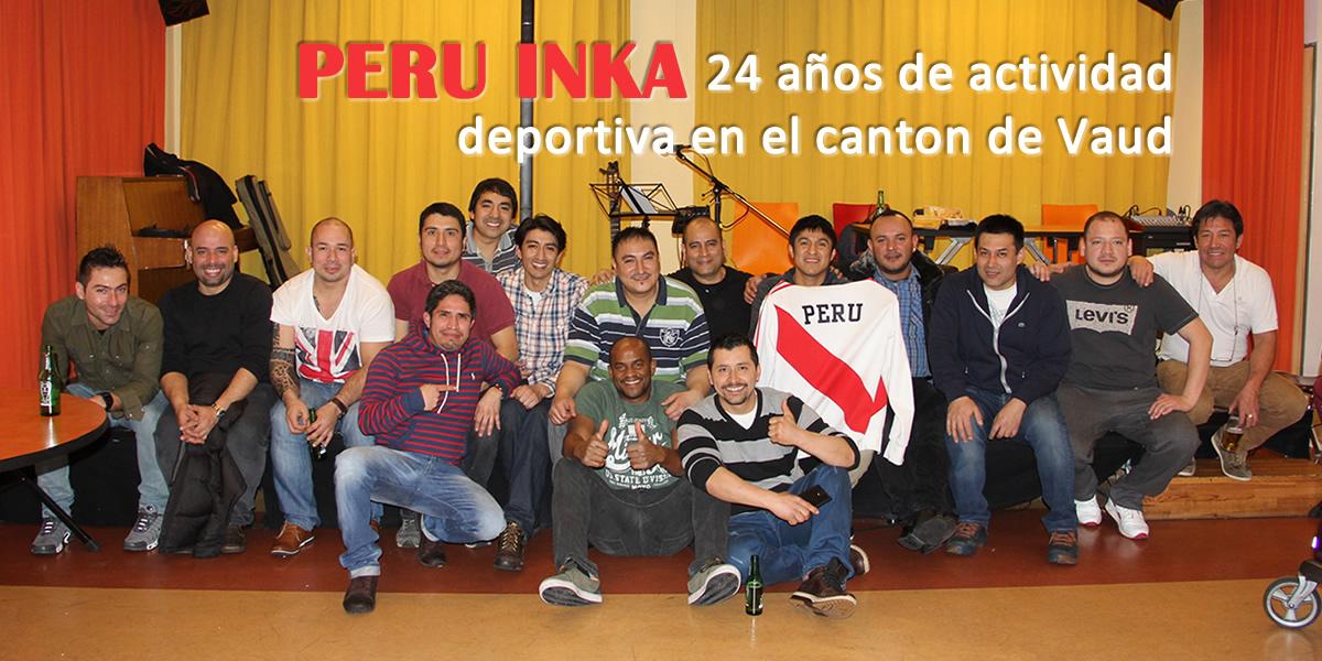 Los 24 años de Perú Inka