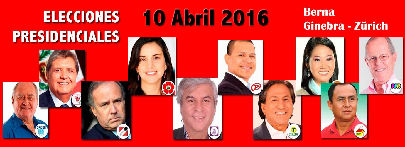 Eleciones Generales 2016