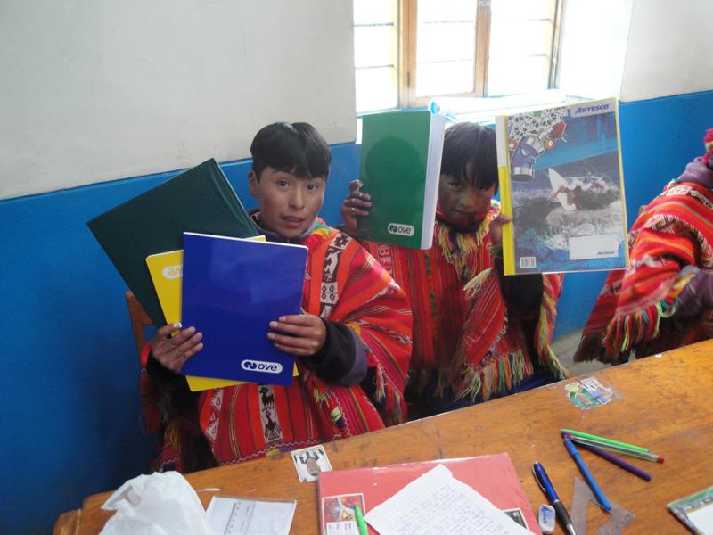 HoPe, Educación Intercultural Bilingüe en el Perú