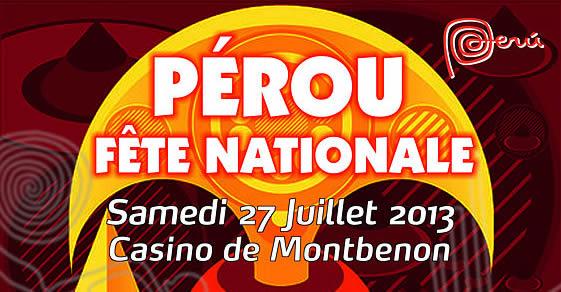ACPerú – Celebra el 28 de Julio