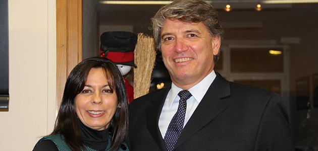 Brindis navideño del Consulado de Ginebra 2013