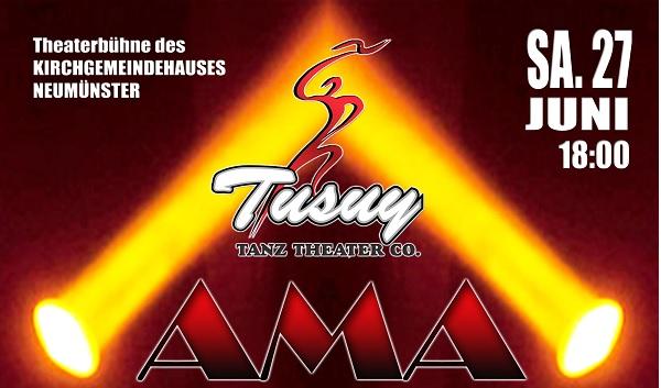 TUSUY presenta Ama Zonas en Zürich