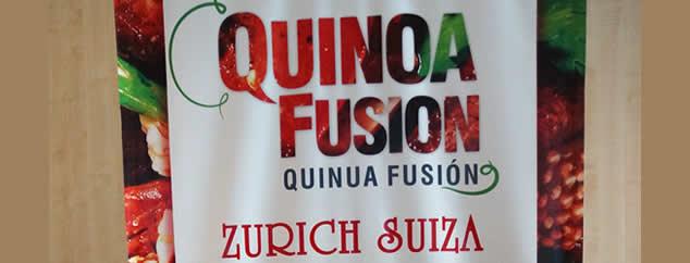 Quinoa fusion – Zürich Suiza