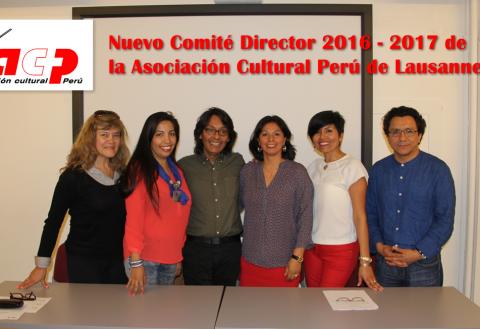 ACPERU 15 años & Fiesta Nacional