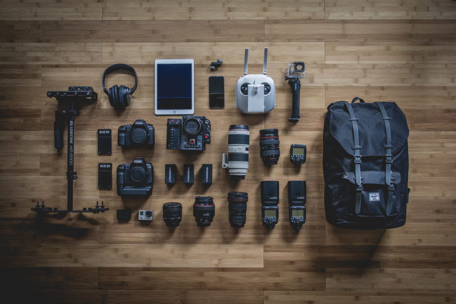 Photography Gear For Everyone