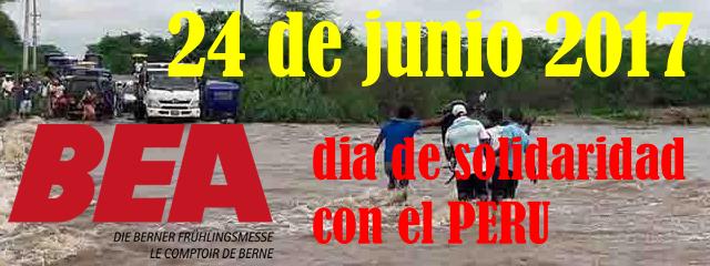 Dia de Solidaridad con el PERU
