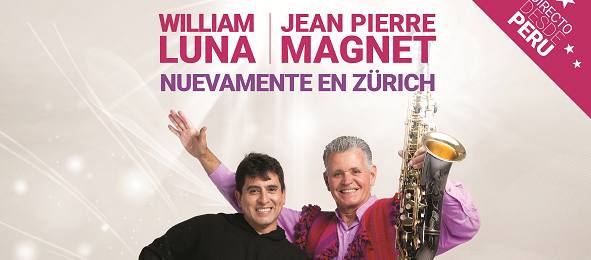 Jean-P.- Magnet & William Fierro