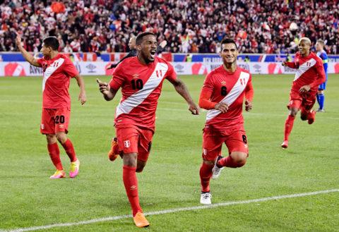 Peruanos en Suiza al Mundial Russie 2018