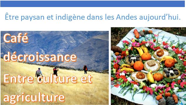 Entre Cultura y Agricultura