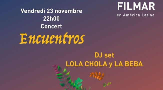 Encuentros – Concert à Genève