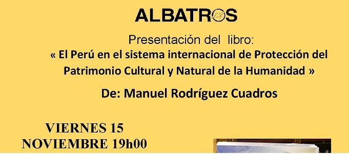 Librería Albatros de Genève