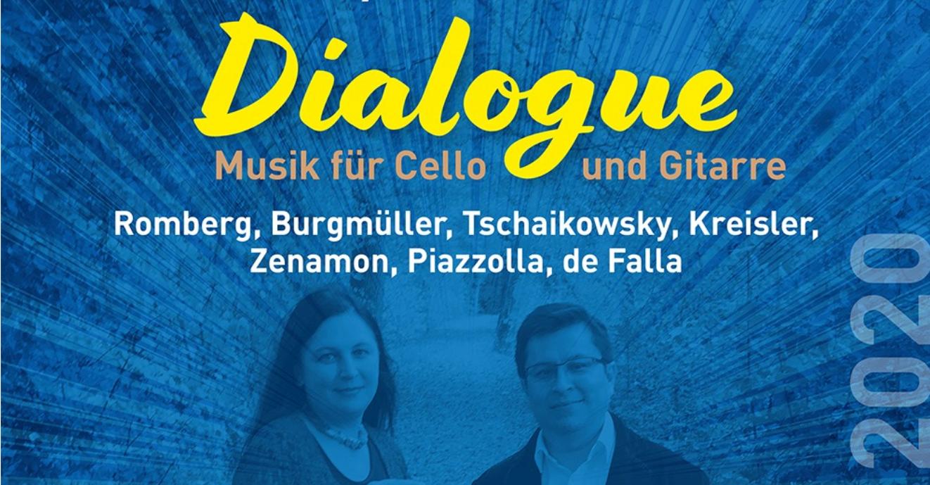 Guitarra – Alina Kudelevic y Ernesto Mayhuire